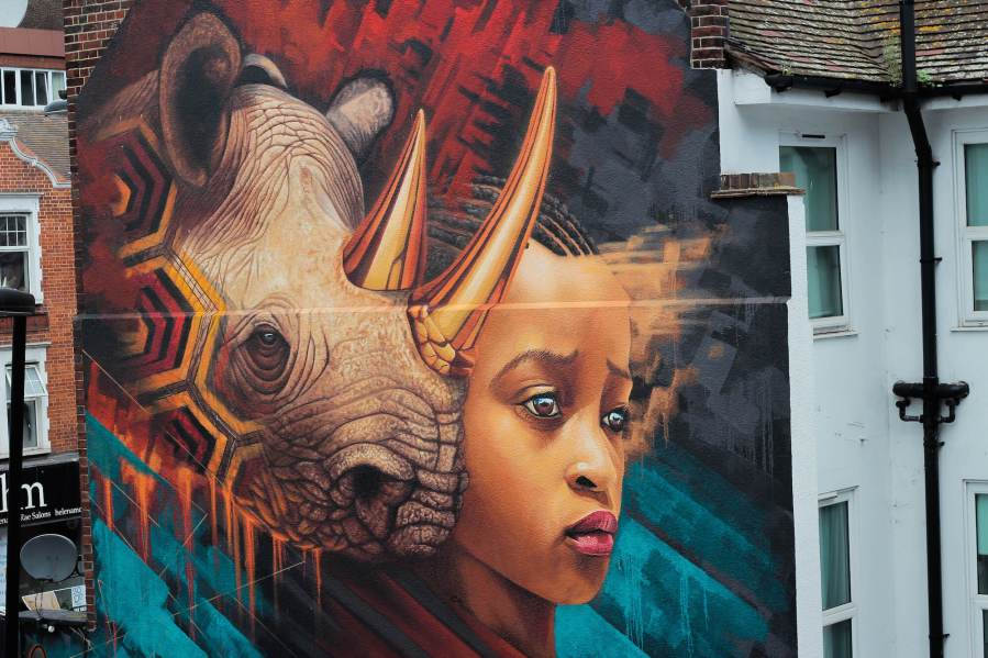 Sonny-street-art-endangered-animals-rhino-london-mural-6